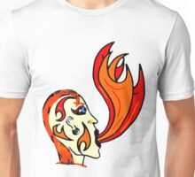 Fire Breather. Unisex T-Shirt