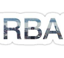 URBAN - Opportunity Awaits Sticker