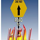 Road to Hell by Peter Grayson