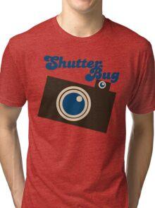 Shutter bug Tri-blend T-Shirt