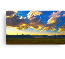 Manti, Utah Canvas Print