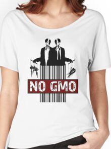 NO GMO Women's Relaxed Fit T-Shirt