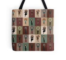 The Saints of Serenity Tote Bag