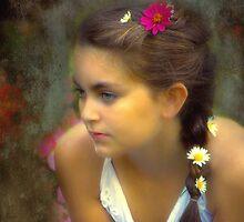 Portrait of a Beauty by John Rivera