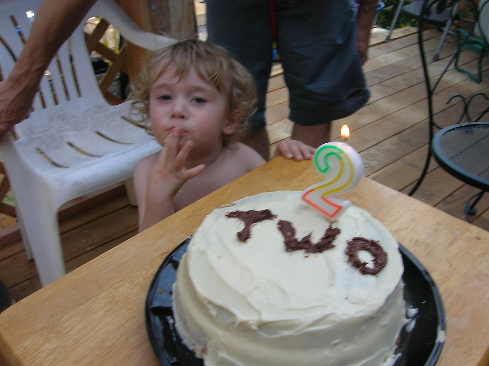 Guess who's Two!? by ChaosRain