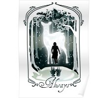 Snape Memories Poster