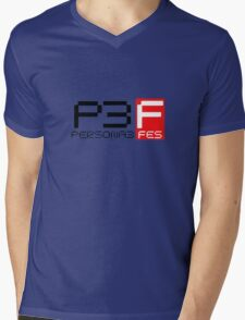 Persona 3 Mens V-Neck T-Shirt