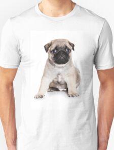 Charming pug puppy Unisex T-Shirt