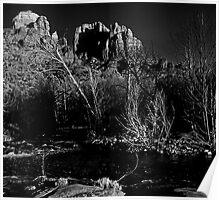 Cathedral Rock, Sedona AZ Poster