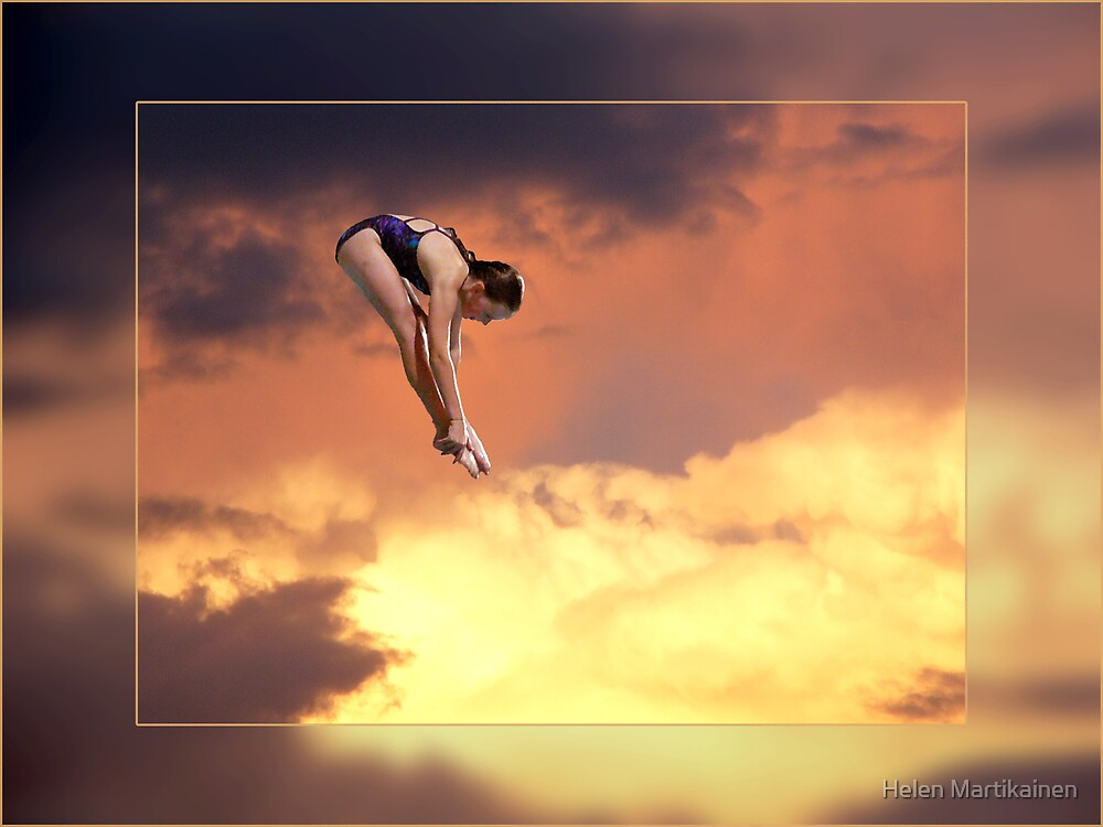 Fly Through the Air by Helen Martikainen