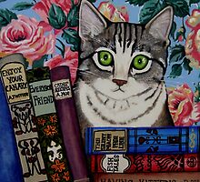 Bella and Books by Anni Morris
