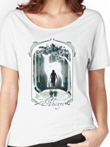 Snape Memories Women's Relaxed Fit T-Shirt