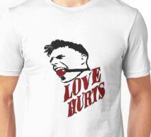 Love Hurts, Unisex T-Shirt