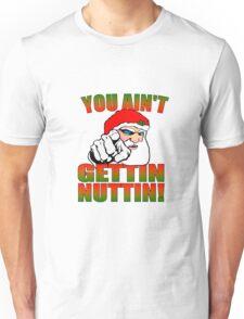 Mad Santa Unisex T-Shirt
