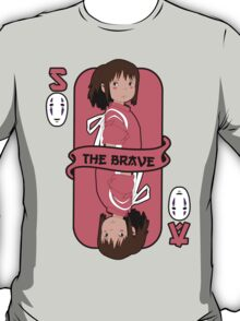 The brave card T-Shirt