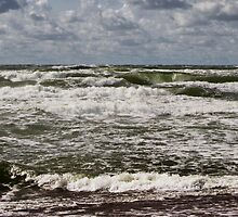 The Baltic sea at day (2) by Antanas