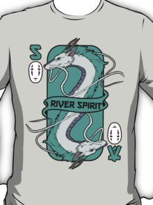 The river spirit card T-Shirt