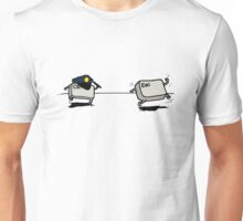 CTRL Police After ESC Unisex T-Shirt
