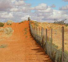 Dog fence by digitalman