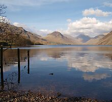 Wast Water by Phil Dixon