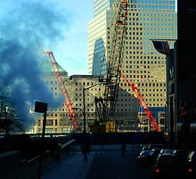 Ground Zero ~ A New Beginning by Renee Hubbard Fine Art Photography