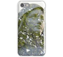Mary and mother nature iPhone Case/Skin