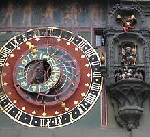 The Bear's Clock by Elena Skvortsova