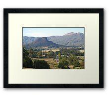 Upper Lansdowne Framed Print