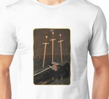 Four of Swords Unisex T-Shirt
