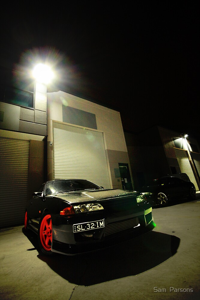 My R32 by Sam  Parsons