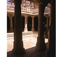 Jain Temple, Rajastan, India Photographic Print