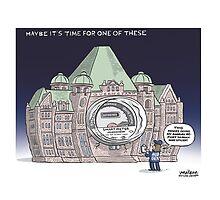 Queen's Park Smart Meter by MacKaycartoons