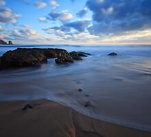 Towards Cape Woolamai by Andrew Widdowson