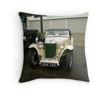I Outlived Woolies! Throw Pillow