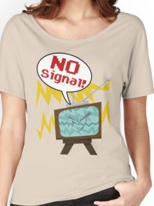 NO Signal Women's Relaxed Fit T-Shirt