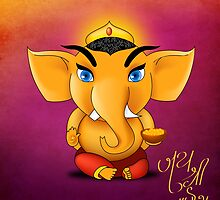 Jay Shree Ganesh by archys Design