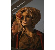 Exceptional head gear #1 Photographic Print