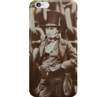 Isambard Kingdom Brunel iPhone Case/Skin