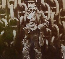 Isambard Kingdom Brunel by precisionts