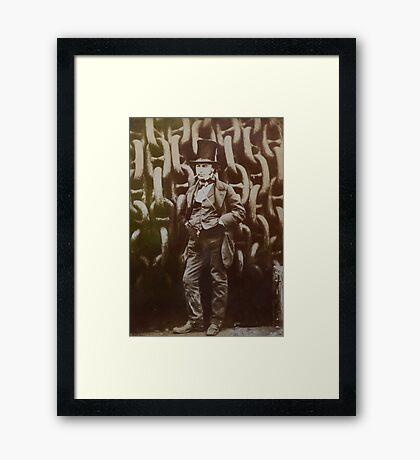 Isambard Kingdom Brunel Framed Print