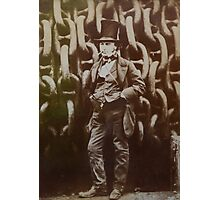 Isambard Kingdom Brunel Photographic Print