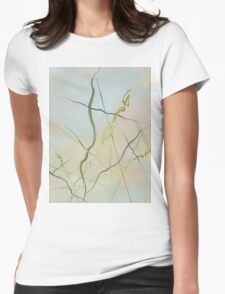 2015 May 1 Womens Fitted T-Shirt