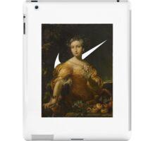 Nike with a twist iPad Case/Skin