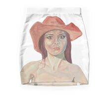 Red hat girl (single) Mini Skirt