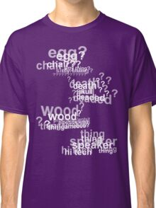 Drunk Deductions Classic T-Shirt