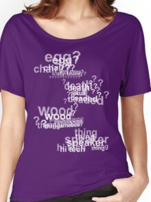 Drunk Deductions Women's Relaxed Fit T-Shirt