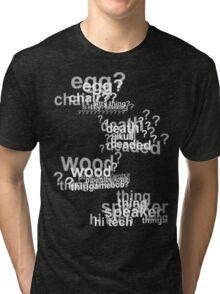 Drunk Deductions Tri-blend T-Shirt
