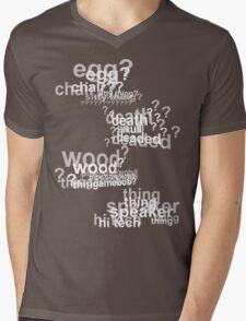 Drunk Deductions Mens V-Neck T-Shirt