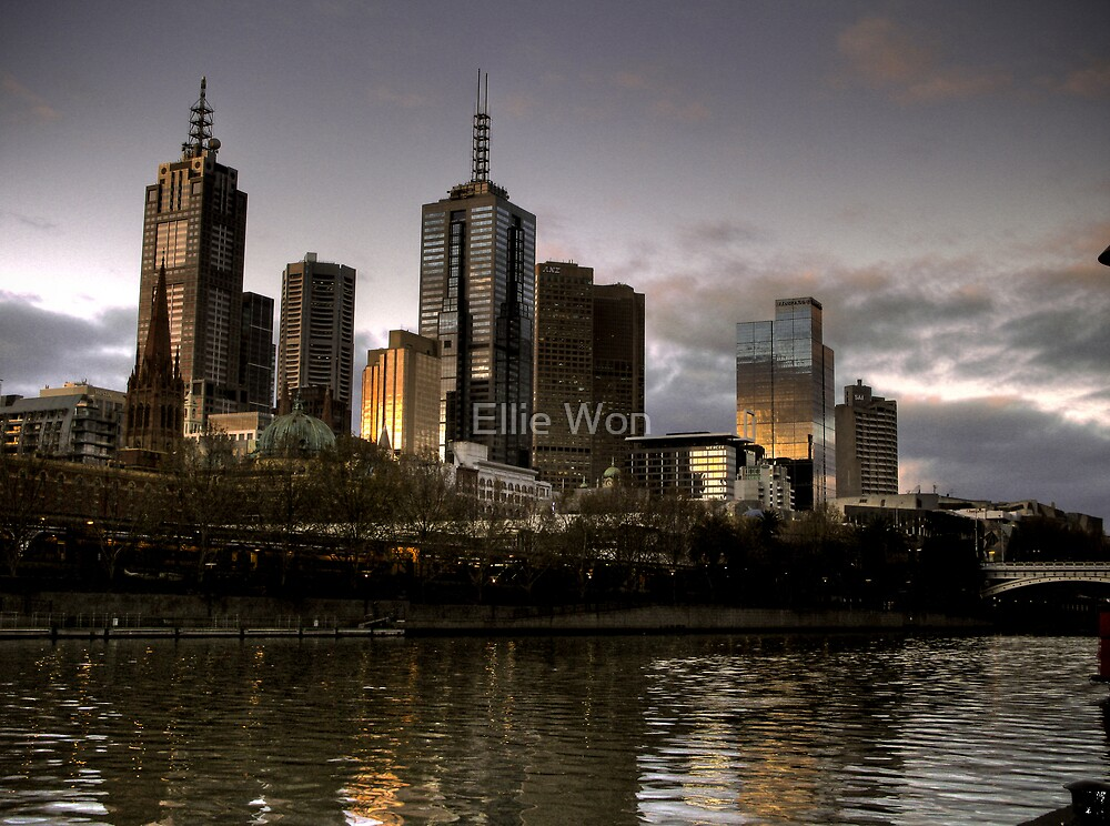 Metropolis Melbourne by Ellie Won