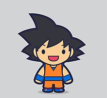 Tidbit GoKu by papyroo